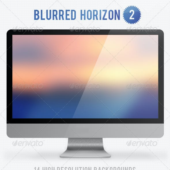 Blurred Horizon Background 2