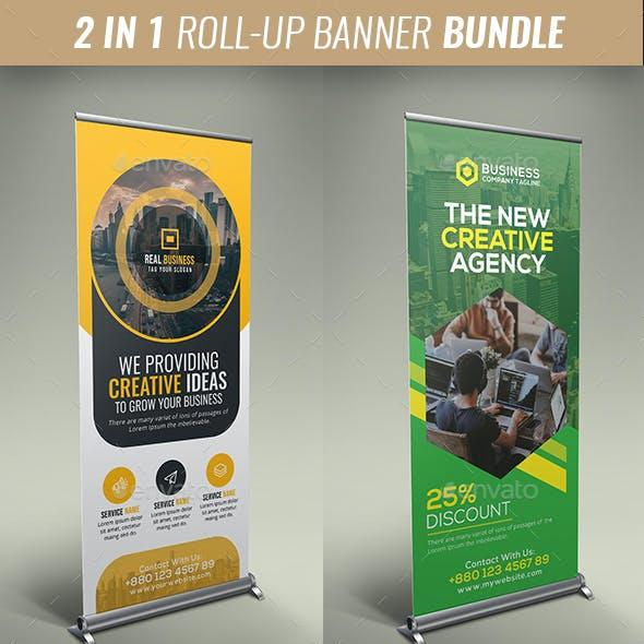 Business Roll-Up Bundle V04