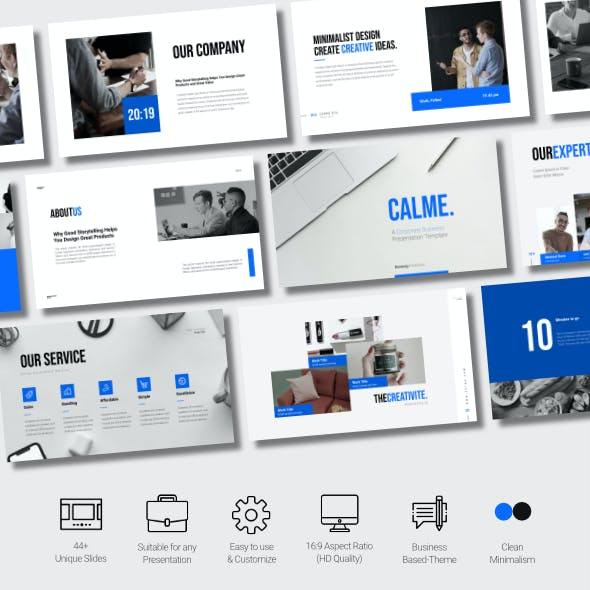 2020 S Best Selling Powerpoint Templates