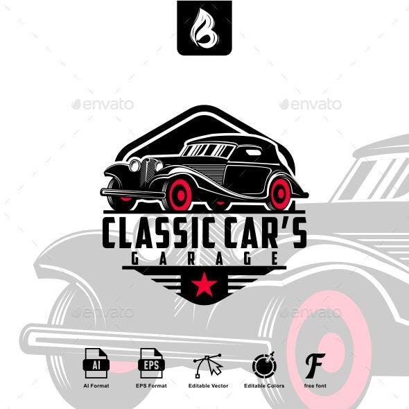 Classic Car's Logo