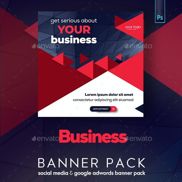 Business Banner Pack