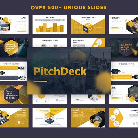 Pitch Deck Powerpoint