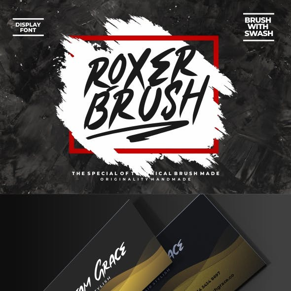 Roxer Brush