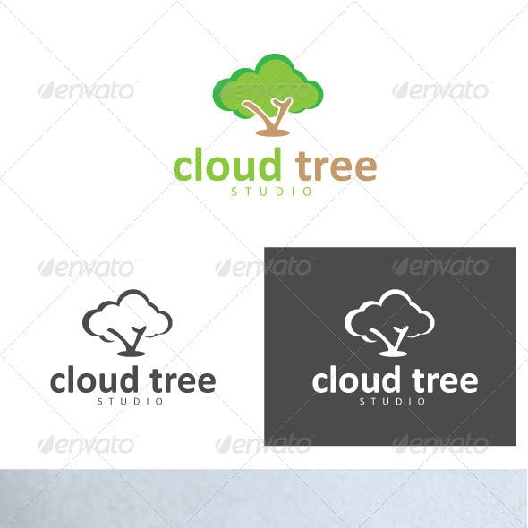 Cloud Tree Studio Logo