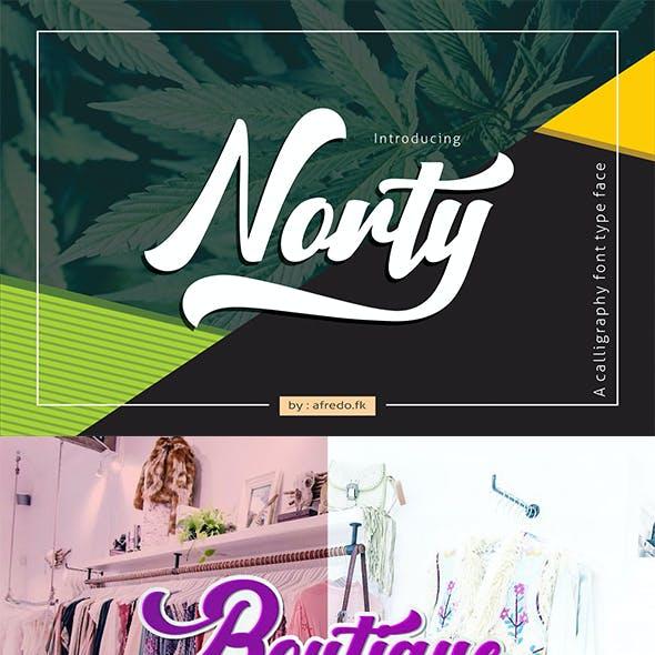 Norty Script