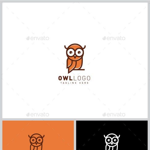 Owl Log