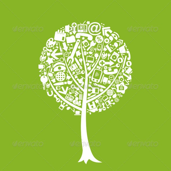 Office tree - Flowers & Plants Nature