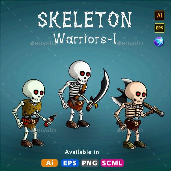 Skeleton Warriors Part 1