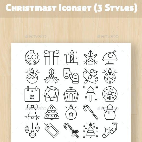 Christmas Iconset