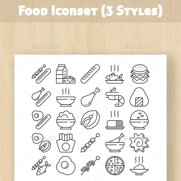 Foods Iconset