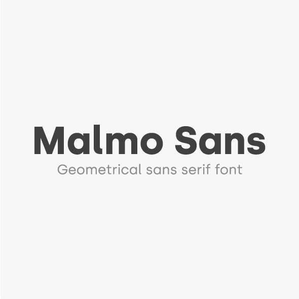 Malmo Sans Font