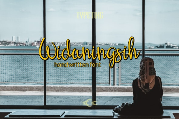 Widaningsih - Hand-writing Script