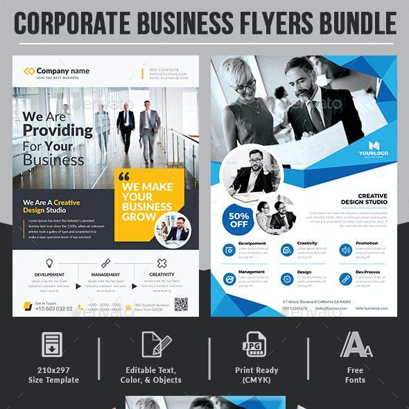 Corporate Business Bundle Templates
