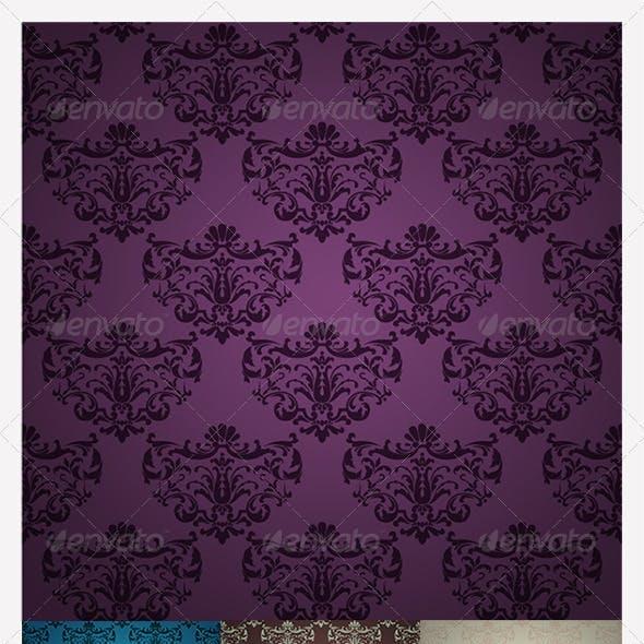 Barocco Seamless Pattern
