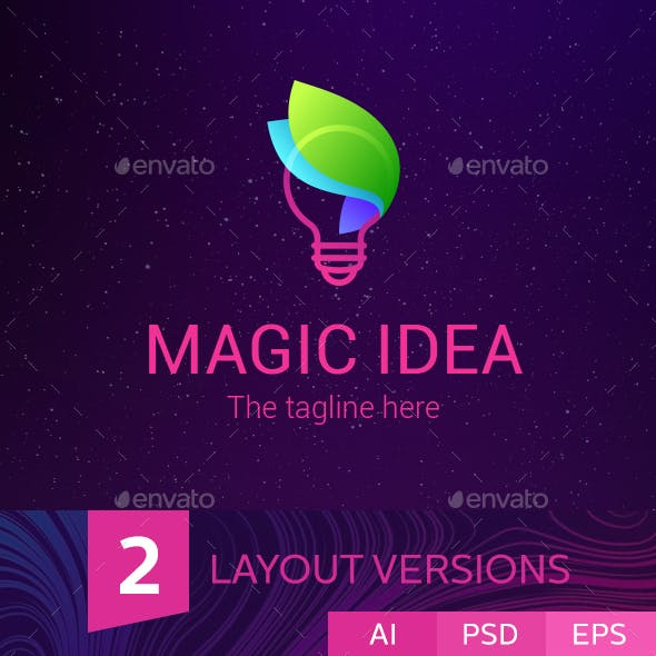 Magic Idea Logo