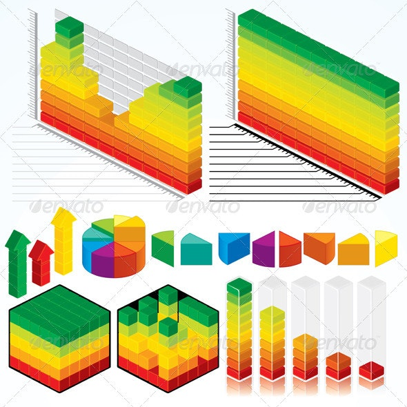 Collection of Isometric Graphs - Concepts Business