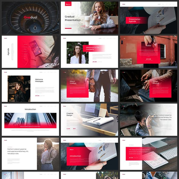 3 in 1 Multipurpose Google Slides Template Bundle(Vol.10)