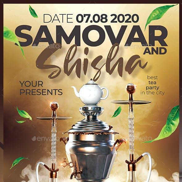 Samovar  and Shisha