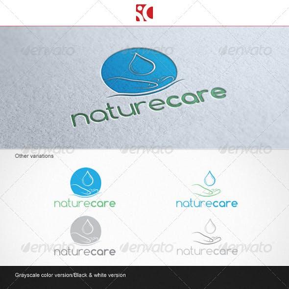 Nature Care 2 - Logo Template