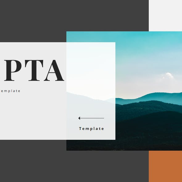 Septa - Clean PowerPoint Template