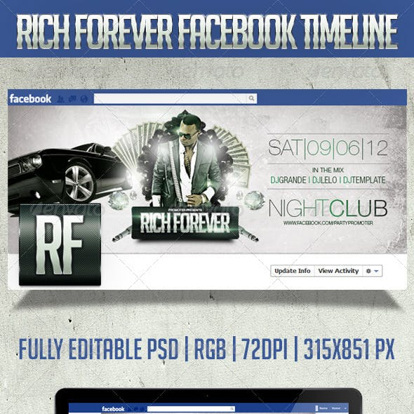 Rich Forever TimeLine