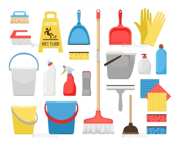 Householding Cleaning Tools Housekeeping Tool - Man-made Objects Objects