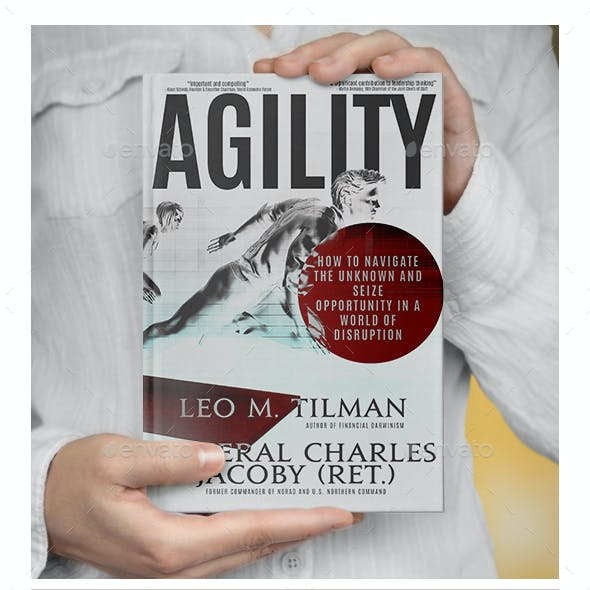 Book Cover - Agility