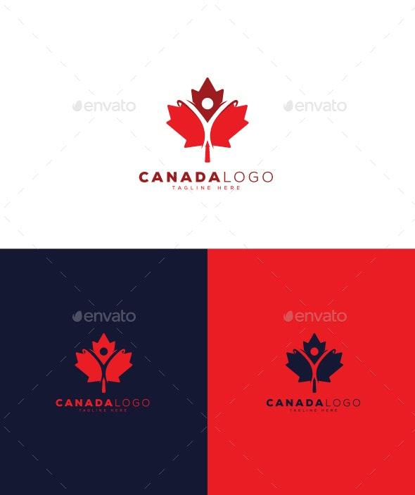 Canada Logo - Symbols Logo Templates