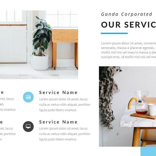 Ganda – Google Slides Template