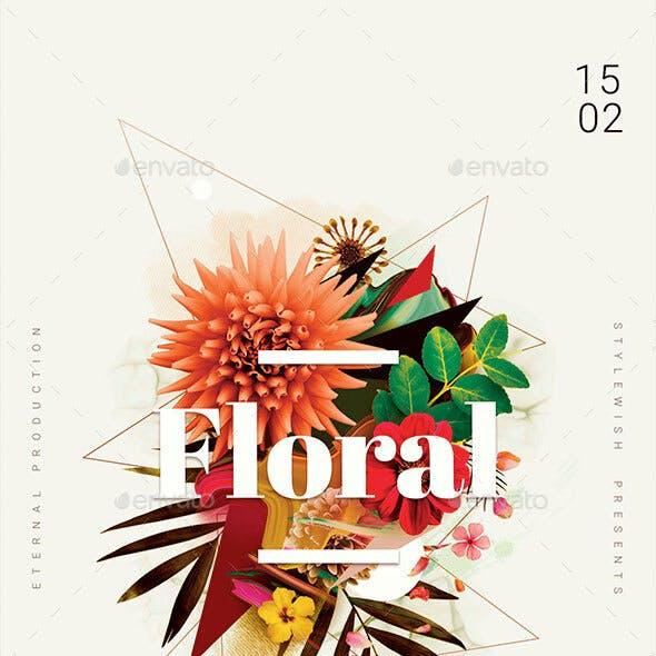 Floral Flyer