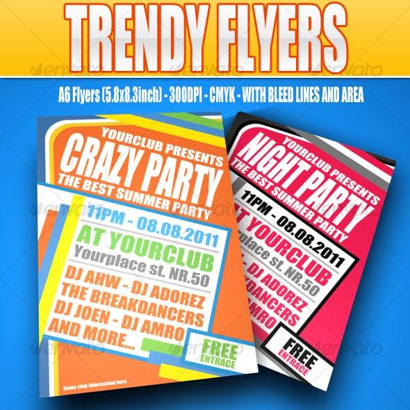 Trendy Flyers