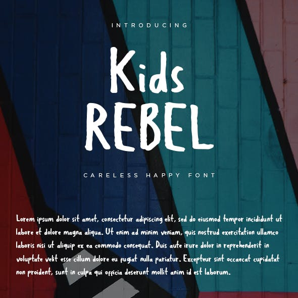 Kids Rebel