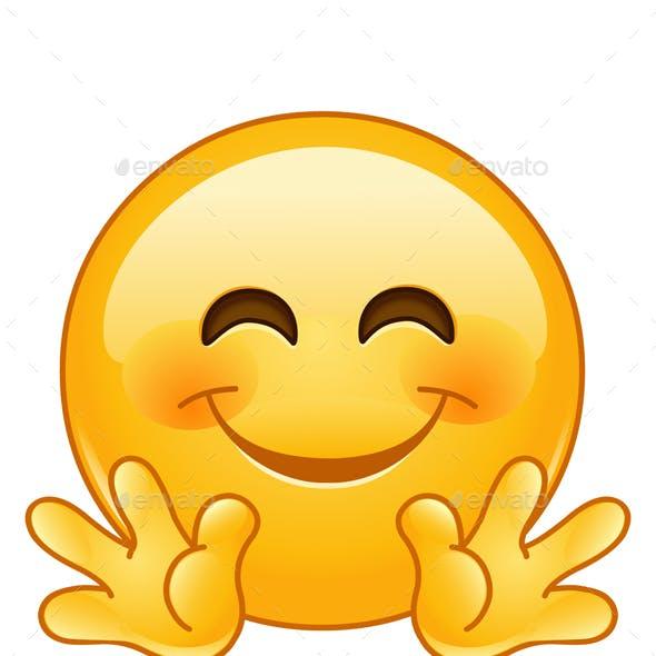 Hugging Face Emoticon