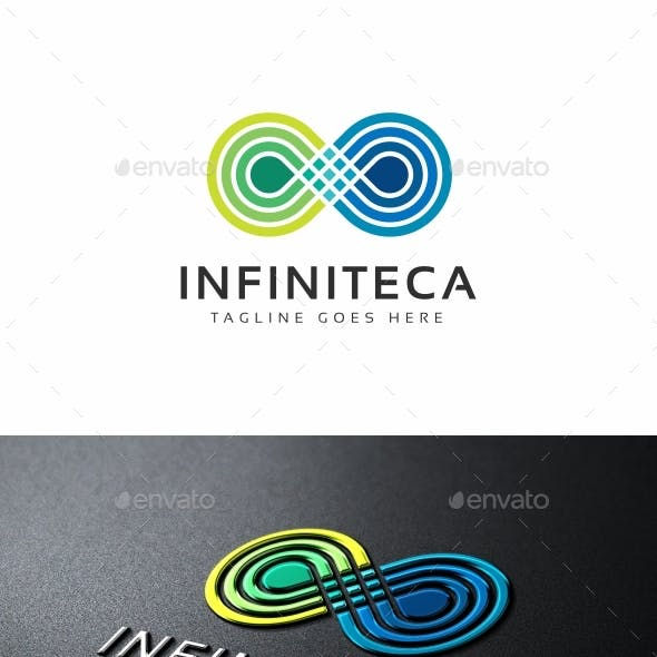 Infinity Wave Logo