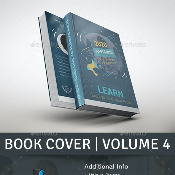 Book Cover - Volume 4