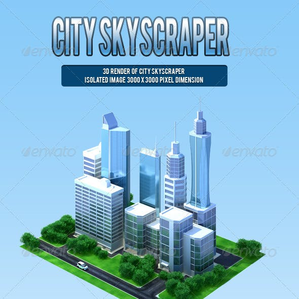 City Skyscraper