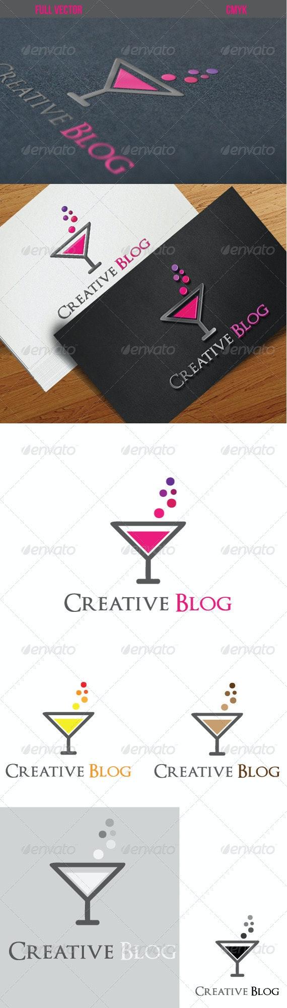 Creative Blog - Objects Logo Templates