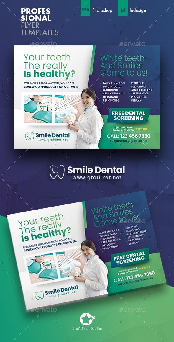 Dental Flyer Templates - Corporate Flyers