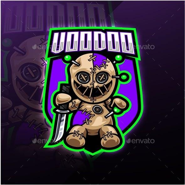 Voodoo Esport Mascot