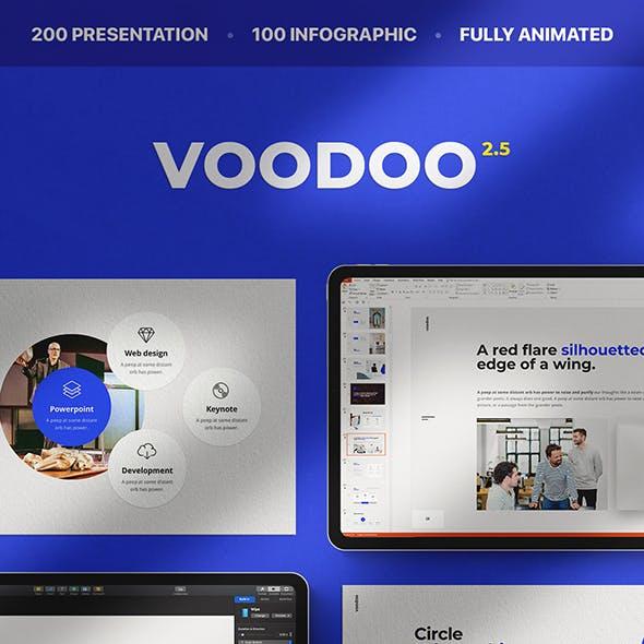 Voodoo Powerpoint Template