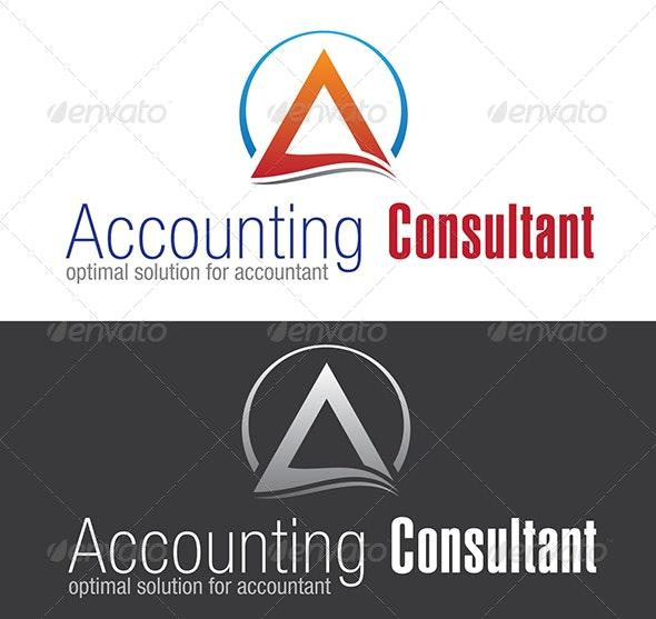 Logo Consultant Template - Symbols Logo Templates