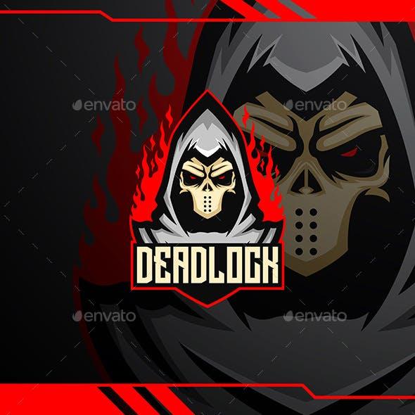 Deadlock Logo Template
