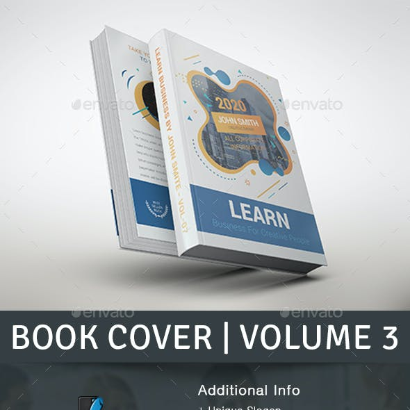 Book Cover - Volume 3