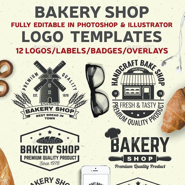 Bakery Shop Badge