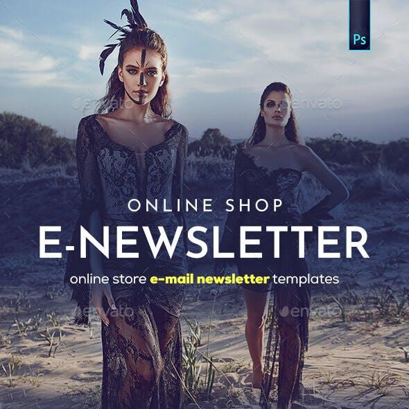 E-Newsletter Template