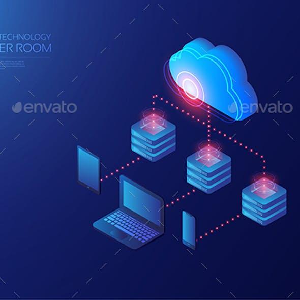 Isometric Cloud Server