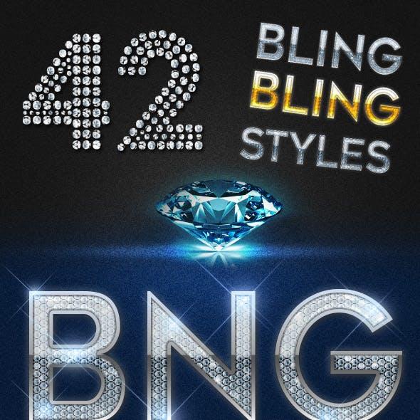 42 Bling Bling & Luxury Styles