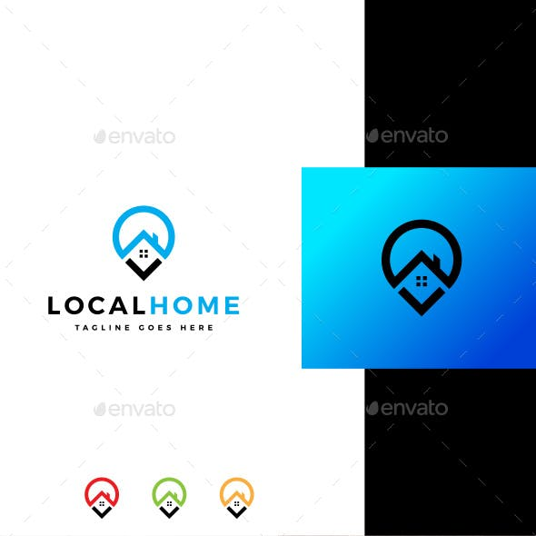 Local Home/ Find Home Logo