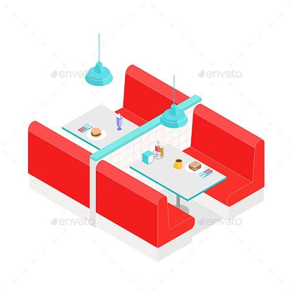 Isometric Diner