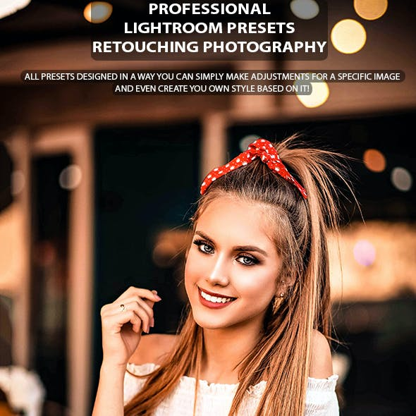 High Quality Moody Mobile And Desktop Lightroom Presets